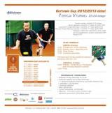 Kortowo Cup 2012/2013 VII edycja >> 5. TURNIEJ DEBLOWY poster