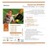Kortowo Cup 2012/2013 VII edycja >> 5. TURNIEJ SINGLOWY poster