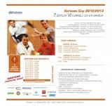 Kortowo Cup 2012/2013 VII edycja >> 6. TURNIEJ SINGLOWY poster