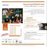 Kortowo Cup 2012/2013 VII edycja >> 6. TURNIEJ DEBLOWY poster