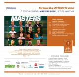 Kortowo Cup - debel 2012/2013 VII edycja, Turniej MASTERS poster