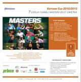 Kortowo Cup - singiel  2012/2013 VII edycja, Turniej MASTERS poster