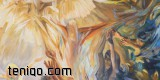 Małgorzata Kłos, Loty-olej na płótne-61x24-2010 7699