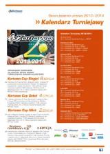 Kortowo Cup 2013/2014 IV edycja 1. Turniej deblowy poster