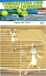Tenis 4 EVERYONE - Towarzyska liga tenisa ziemnego poster