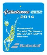 KORTOWO BABOLAT OPEN 2014 poster