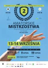 II Amatorskie Mistrzostwa Województwa Lubuskiego, Zielona Góra poster
