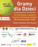 SPORTOWA NIEDZIELA W SOBOCIE poster
