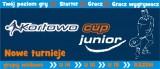 Amatorski Turniej Kortowo Junior Cup 2015/2016 >> 1.Turniej >> I edycja poster