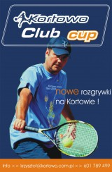 Kortowo Club Cup_1_2015 poster