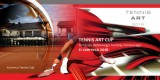 TENNIS ART CUP 2016 poster