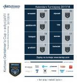 LEXUS KORTOWO GENTELMEN'S CUP 2017/2018 VII edycja 2. Turniej poster