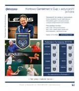 LEXUS KORTOWO GENTELMEN'S CUP 2017/2018 VII edycja 3. Turniej poster