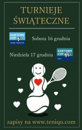 LEXUS KORTOWO CUP 2017/2018 V edycja 3. Turniej Świąteczny mixty open poster