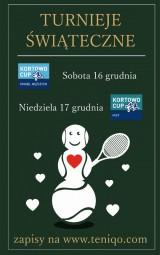 LEXUS KORTOWO CUP 2017/2018 XI edycja 3. Turniej Świąteczny singiel mężczyzn open poster