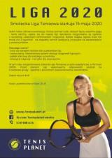 Liga Tenis Planet Wiosna 2020 poster