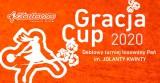 Gracja Cup XXVI Deblowy turniej Pań im. Jolanty Kwinty poster